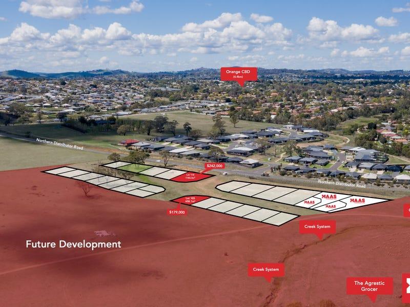 Stage 1  Westwinds Estate, Orange, NSW 2800