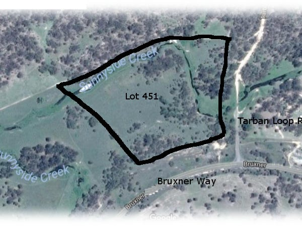 Lot 451 Bruxner Way, Tenterfield, NSW 2372