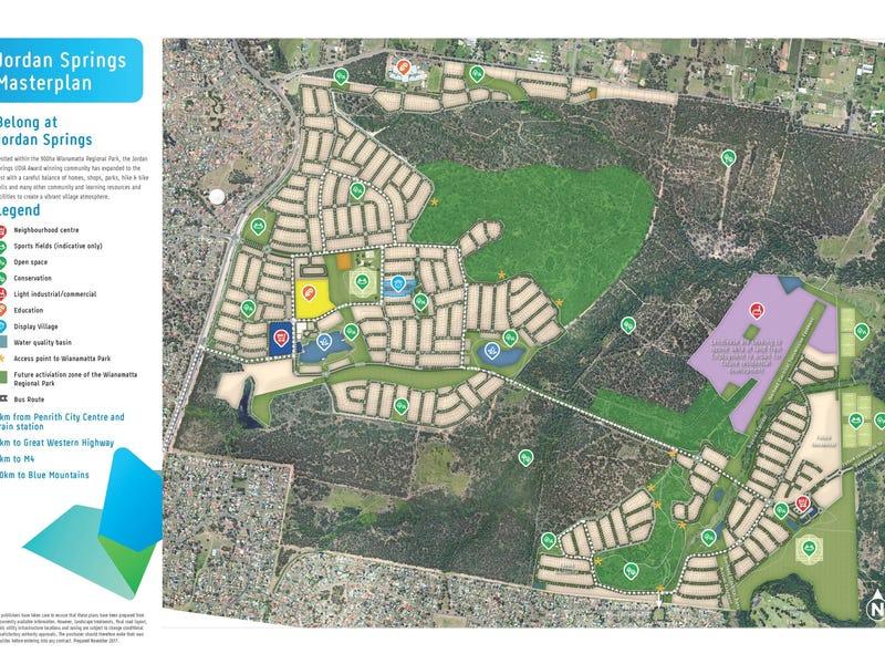 Lot 1154, 18 Cavalry Street, Jordan Springs East, Jordan Springs, NSW 2747