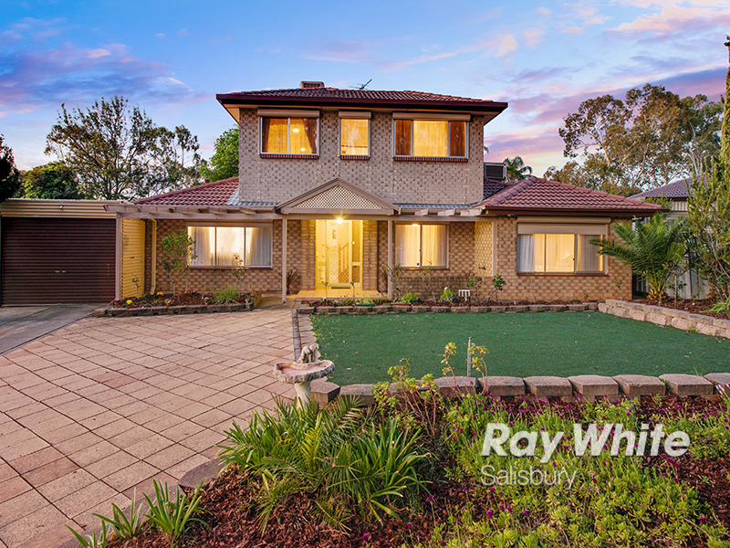 12 Alison Close, Salisbury Heights, SA 5109