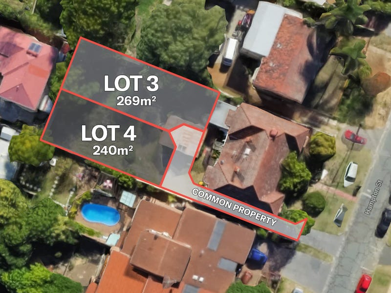 Lot 3&4 /23 Hampton Street, Burswood, WA 6100