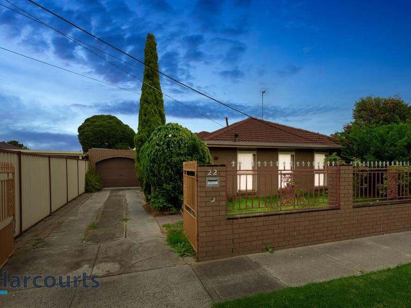 22 Redditch Crescent, Deer Park, Vic 3023