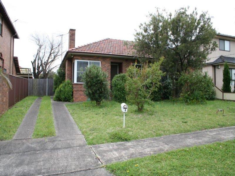4 Burrimul Street, Kingsgrove, NSW 2208