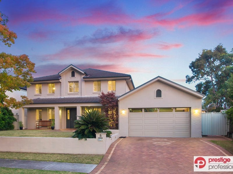 8 Boronia Drive, Voyager Point, NSW 2172