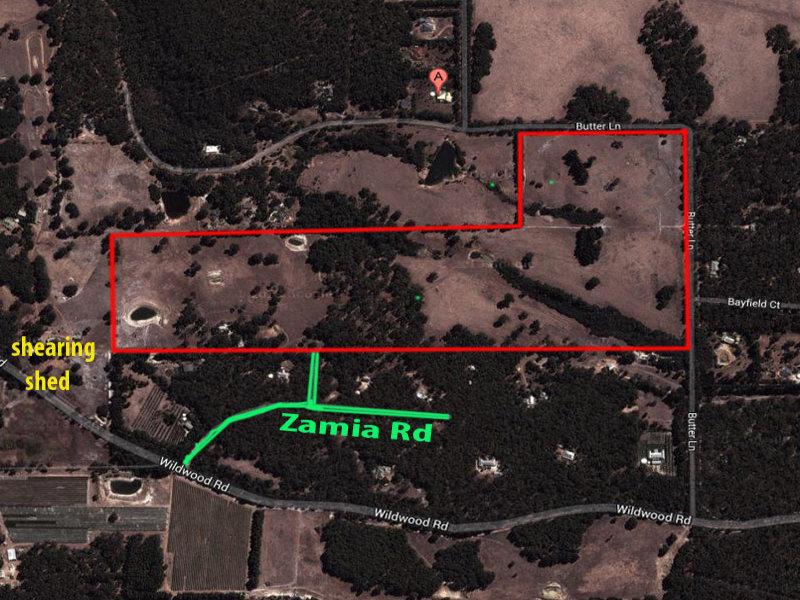 Lot 2656, Butterly Road, Yallingup, WA 6282