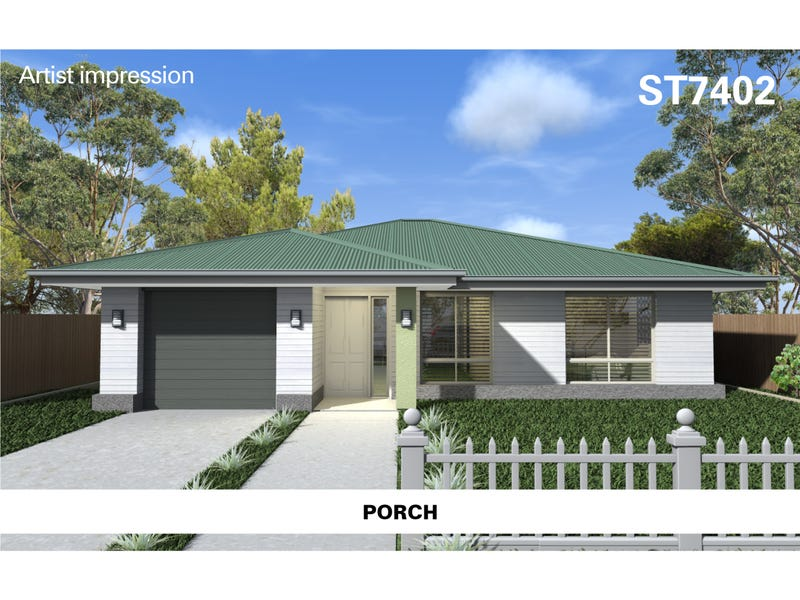 Lot 125 Tarlington Road, Lower Beechmont, Qld 4211