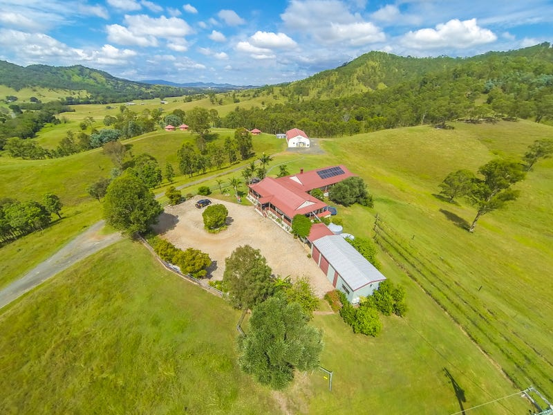 703 Mount Kilcoy Road, Kilcoy, Qld 4515