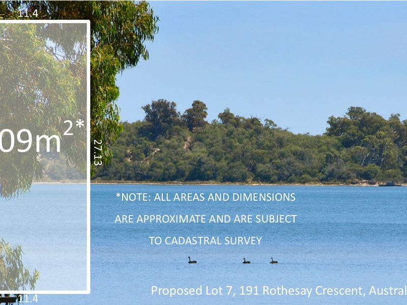 Proposed Lot 7/191 Rothesay Crescent, Australind, WA 6233