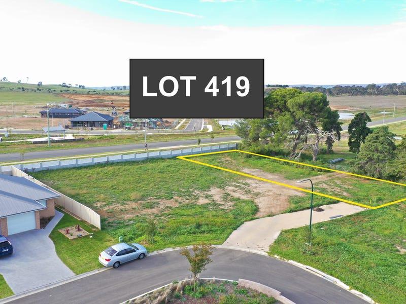 Lot 419 Quadrant Place, Goulburn, NSW 2580
