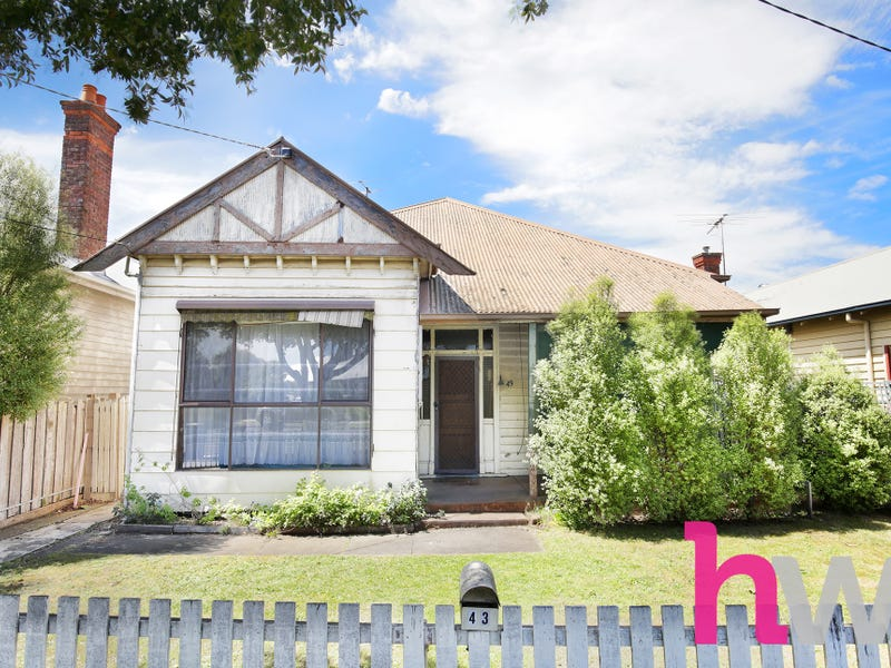 43 St Albans Road, East Geelong Vic 3219