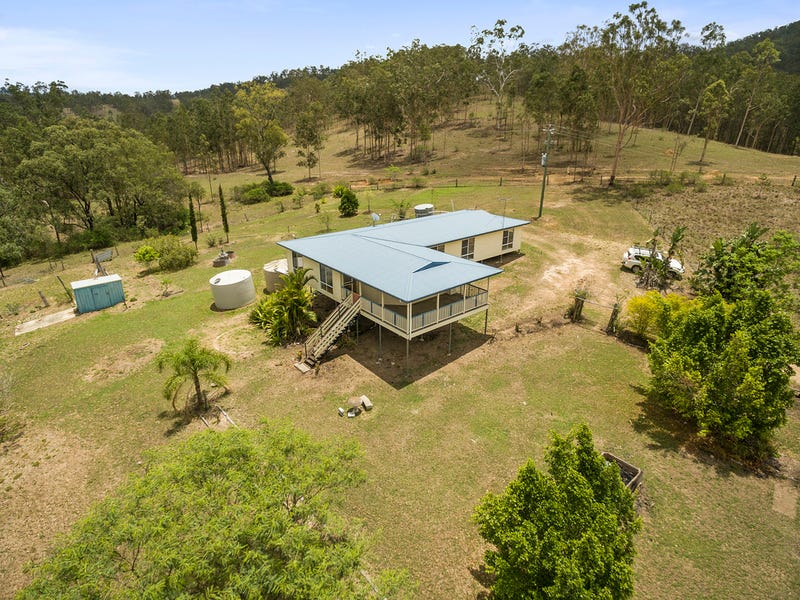 1706 Esk Crows Nest Road, Biarra, Qld 4313