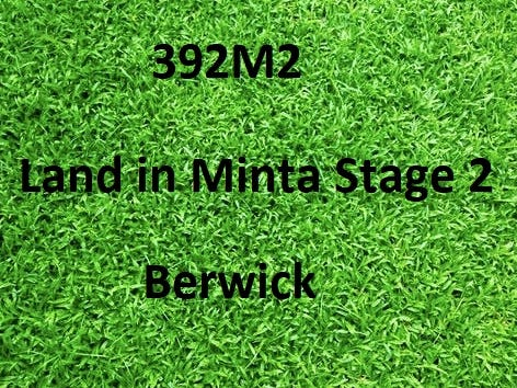 225 Stage 2 Minta Farm Estate, Berwick, Vic 3806