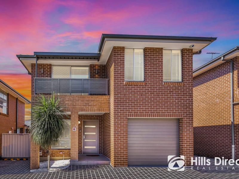 6/41 Rosebrook Avenue, Kellyville Ridge, NSW 2155