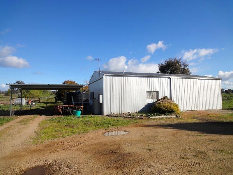 463 Moyhu-Hansonville Road, Hansonville, Vic 3675