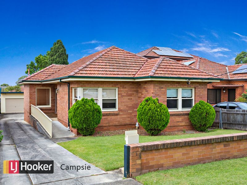 6 Rees Avenue, Belmore, NSW 2192
