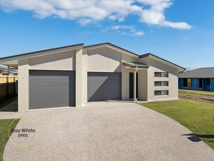 2/43 Br Ted Magee Drive, Collingwood Park, Qld 4301
