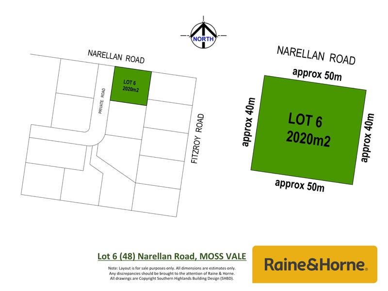 Lot 6, 48 Narellan Road, Moss Vale, NSW 2577