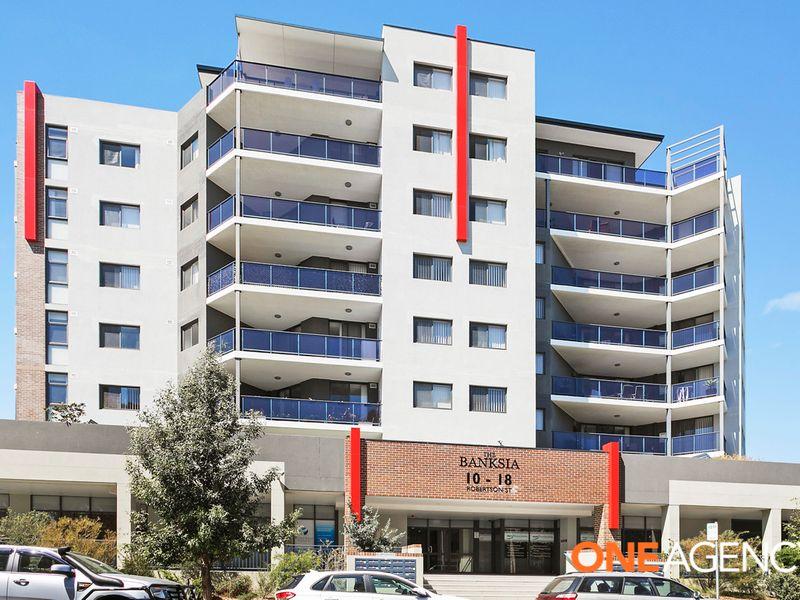 23/10-18 Robertson Street, Sutherland, NSW 2232