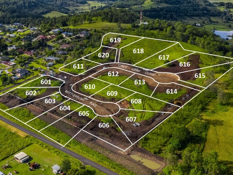Lot 610 Bottlebrush Place, Caniaba, NSW 2480