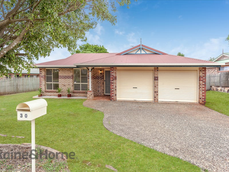 30 Dandelion Drive, Middle Ridge, Qld 4350