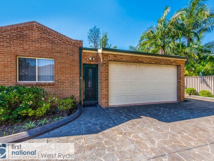 4/34 Federal Road,, West Ryde, NSW 2114