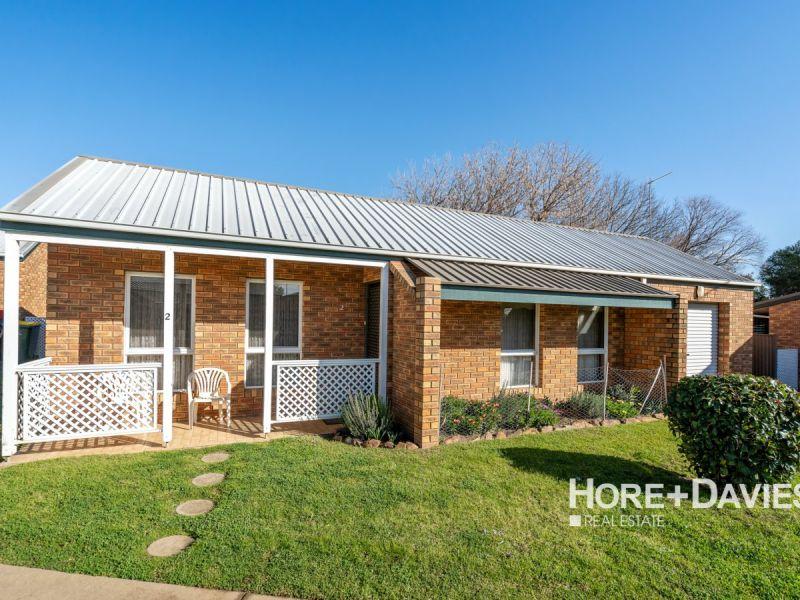 Unit 2/47 Karoom Drive, Glenfield Park, NSW 2650