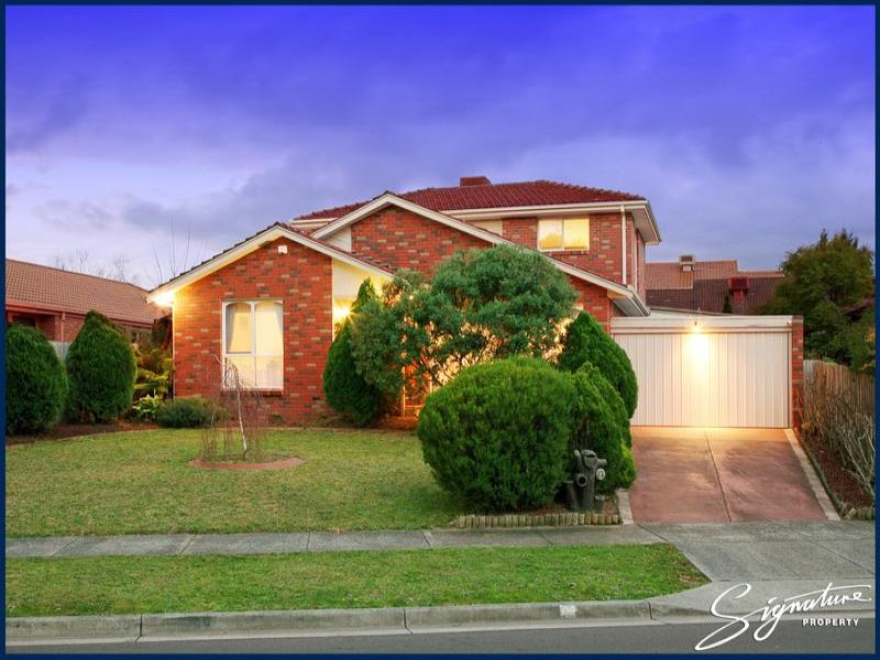 84 Kellbourne Drive, Rowville, Vic 3178