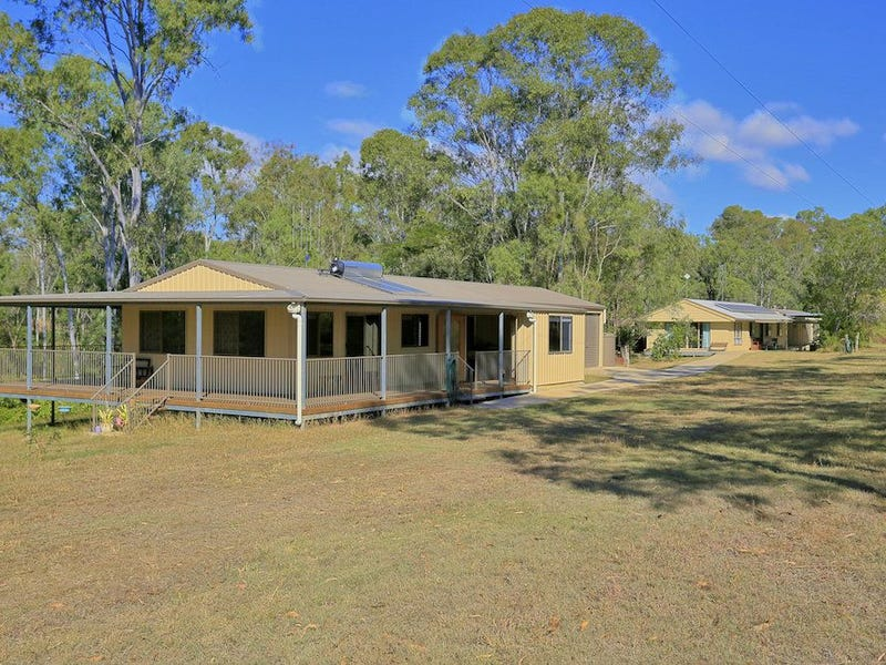 1445 Wallaville-Goondoon Rd, Drinan, Qld 4671