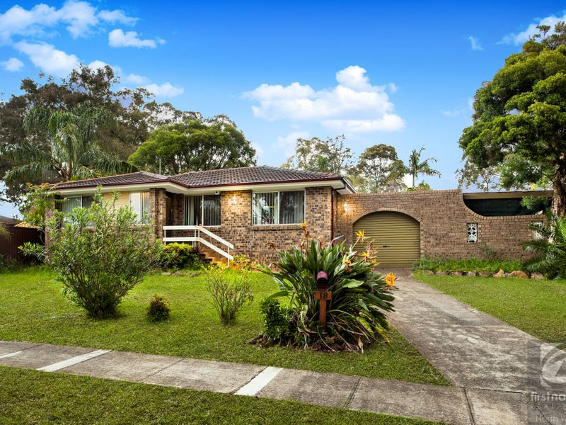 18 Illabo Street, Quakers Hill, NSW 2763
