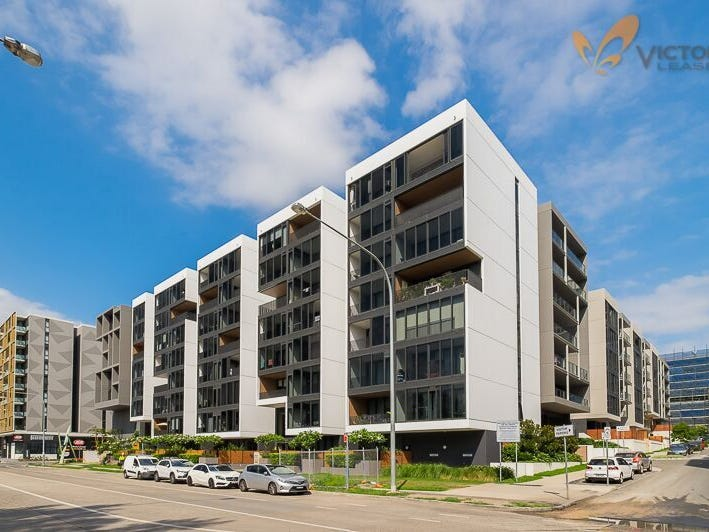 810/55 Hill Road, Wentworth Point