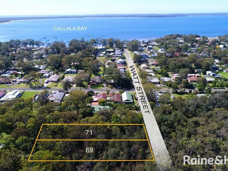 69 & 71 Watt Street, Callala Bay, NSW 2540