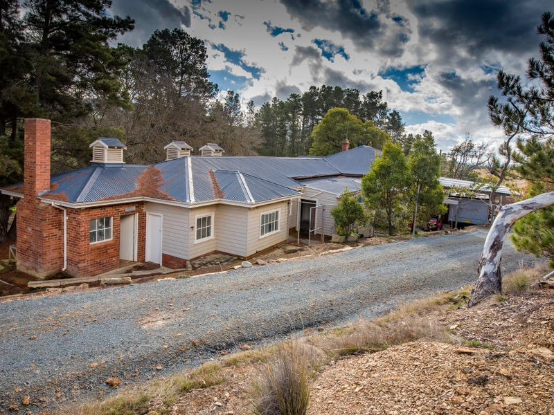 5 Old Mines Road, Captains Flat, NSW 2623