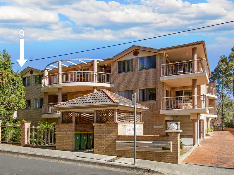 9/3-5 Shortland Street, Point Frederick