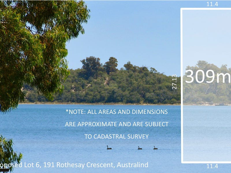 Proposed Lot 6/191 Rothesay Crescent, Australind