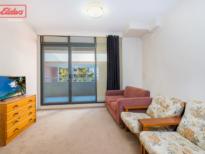 34/121-133 Pacific Highway, Hornsby, NSW 2077