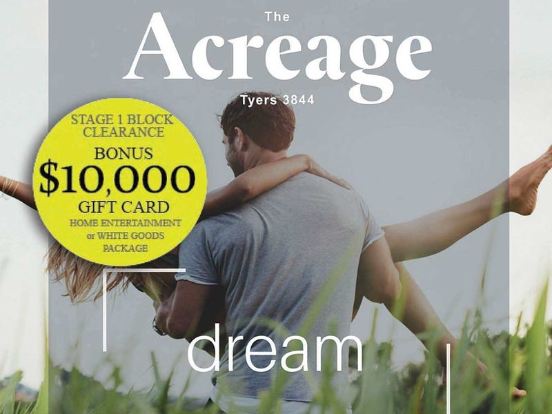 Lot 11, The Acreage, Tyers, Vic 3844