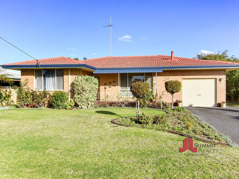 26 Macqueen Crescent, South Bunbury, WA 6230