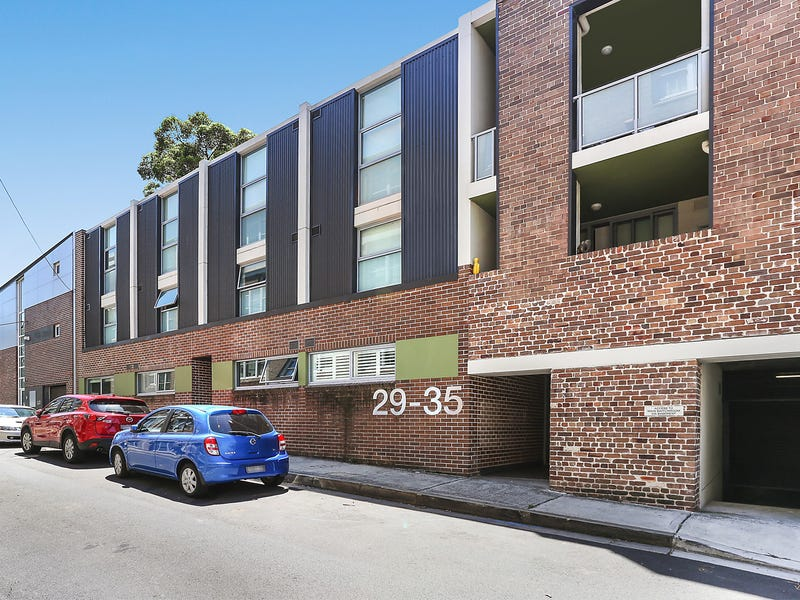 21/29 Cowper Street, Marrickville, NSW 2204