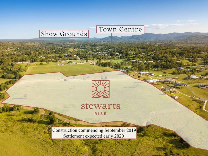 Stewarts Rise, Dayboro, Qld 4521