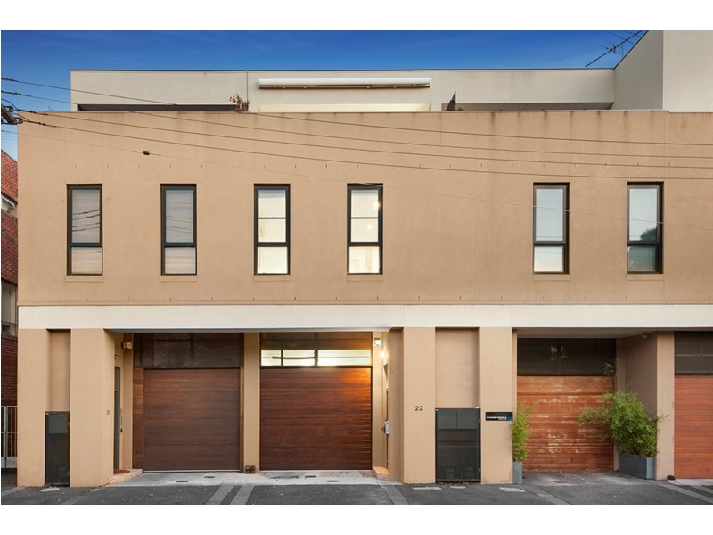 22 Abbotsford Street, West Melbourne