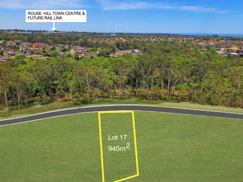 Lot 17, (Stage 2) Hillview Ridge Estate Circuit, Kellyville, NSW 2155