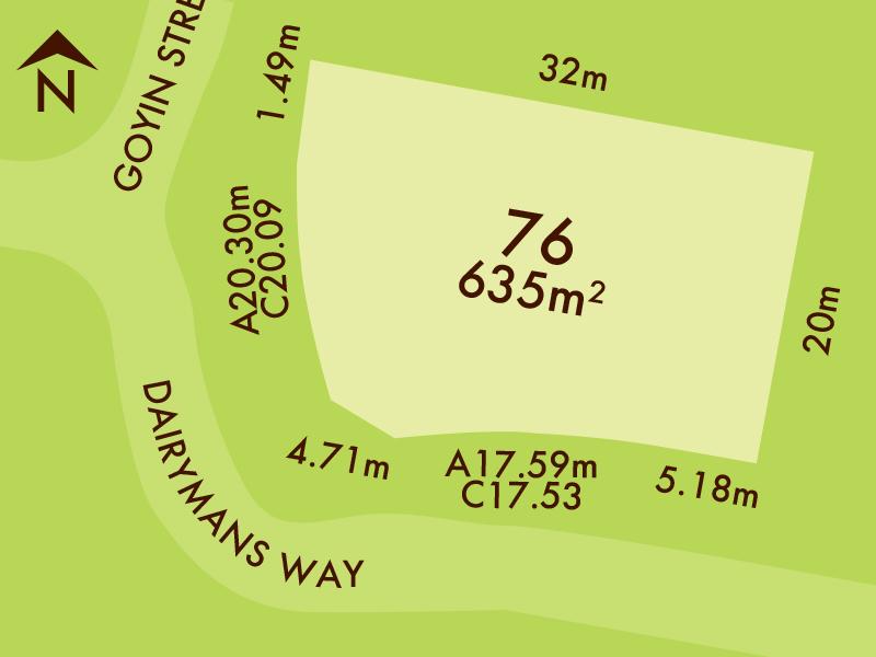 Lot 76, 50 Dairymans Way, Bonshaw, Vic 3352