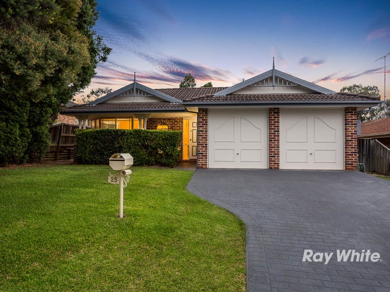25 Nydeggar Avenue, Glenwood, NSW 2768