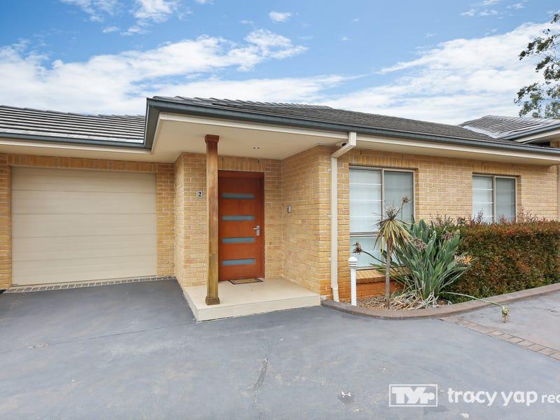 2/64-66 Agincourt Road, Marsfield, NSW 2122