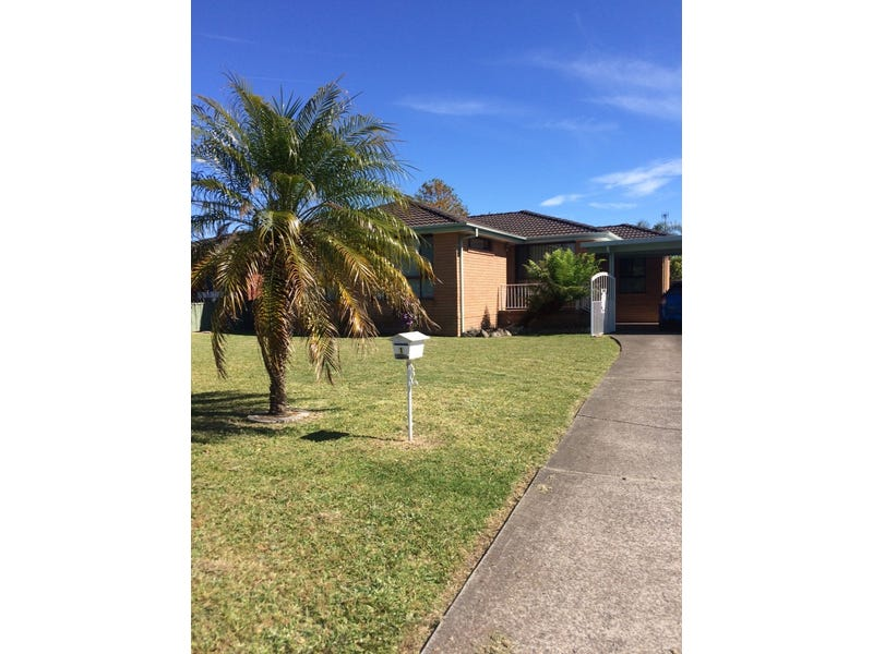 1 Bisdee Place, Nowra, NSW 2541