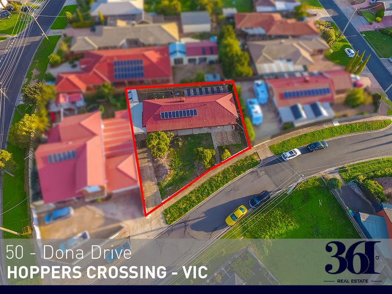 50 Dona Drive, Hoppers Crossing