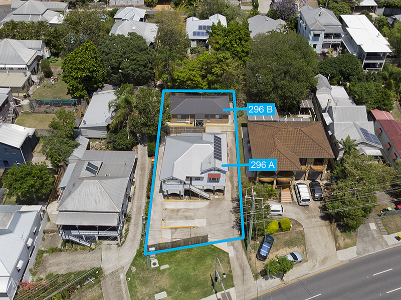 296 Kelvin Grove Road, Kelvin Grove, Qld 4059