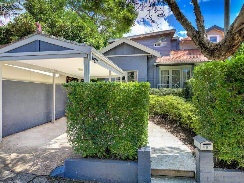 2 Countess Street, Mosman, NSW 2088