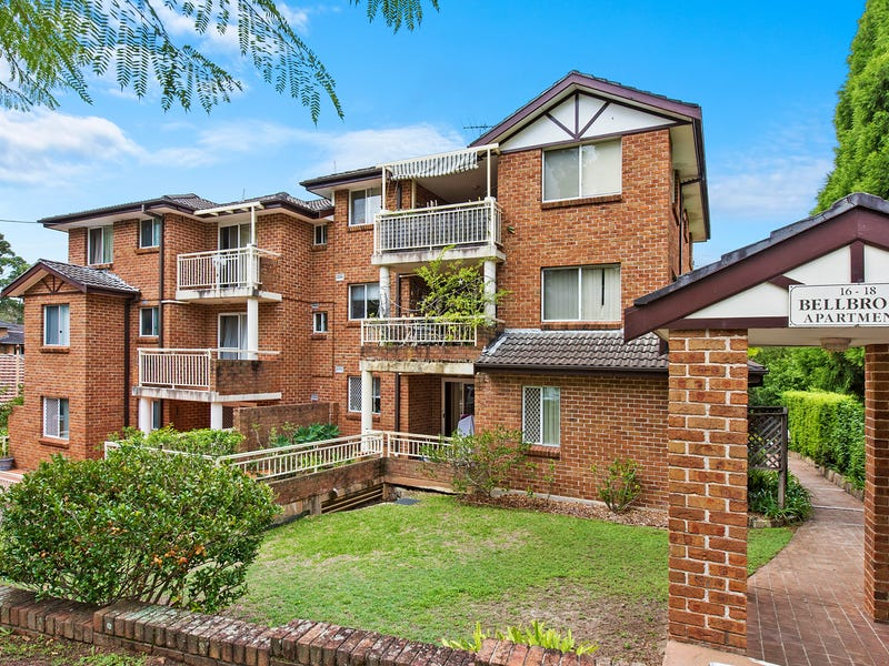 13/16-18 Bellbrook Avenue, Hornsby, NSW 2077