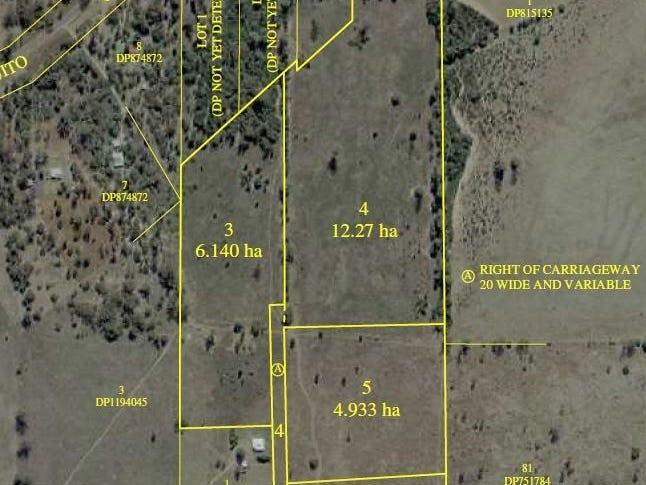 Carlisle Subdivision, Pallamallawa, NSW 2399